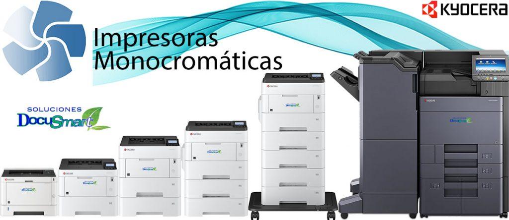 Impresoras Monocromáticas
