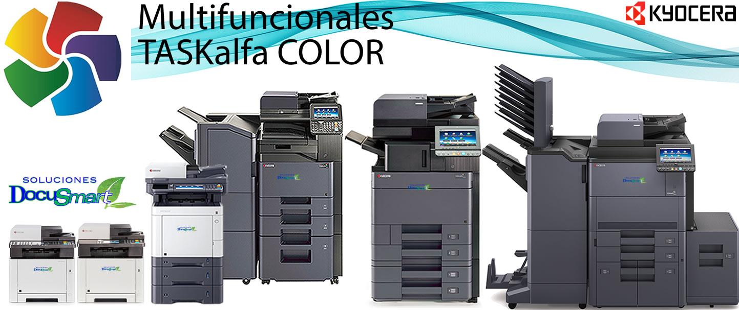 Multifuncionales a Color