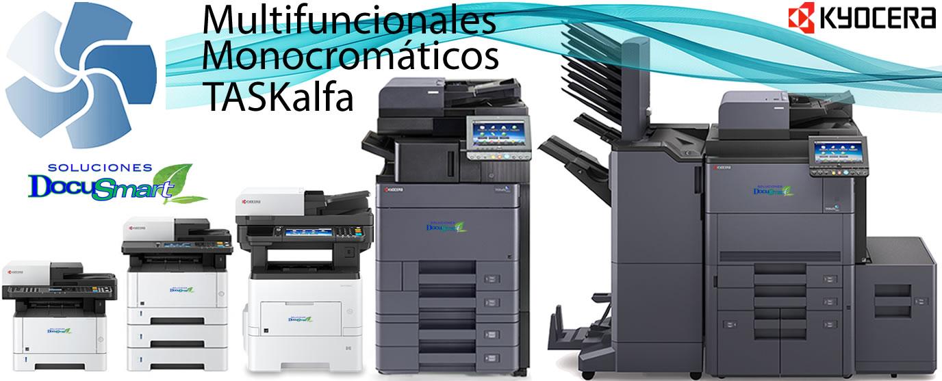 Multifuncionales (MFP) - monocromáticos (B&N) Kyocera